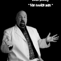 Cookie Man – Johnny Pinney
