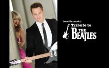 """Tribute to The Beatles"" featuring Jesse Kazemek"